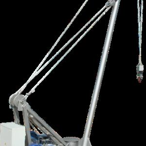 Кран палубный КПС-0,5