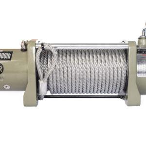 Лебедка (4536 кг/28 м) автомобильная TOR ЛА 24 V S10000
