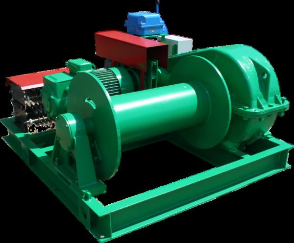 Лебедка электрическая многоскоростная ТЛ-7А