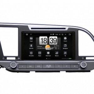 "Магнитола штатная NaviPilot Droid7 Hyundai Elantra 2018 9"" без DVD-привода NPD7-CP-HY291-09"