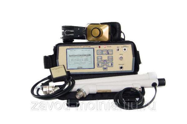 ПОИСК-2006М. Приемник ПОИСК-2006м. поиск повреждений любого типа в любых силовых кабелях напряжением 0,4-35 к