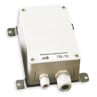 Преобразователь кондуктометрический нормирующий ПК-10-1