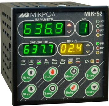 Программируемый логический контроллер МИК-52. МИК-52 Купить в России