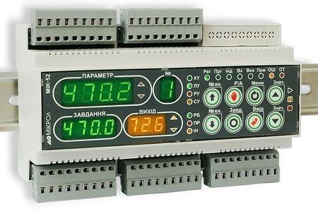 Программируемый логический контроллер МИК-52Н