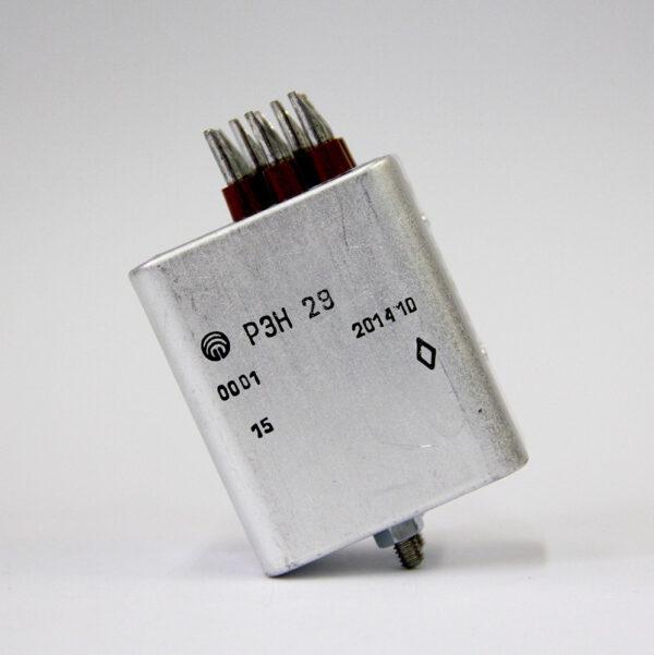 Реле электромагнитное РЭН 29