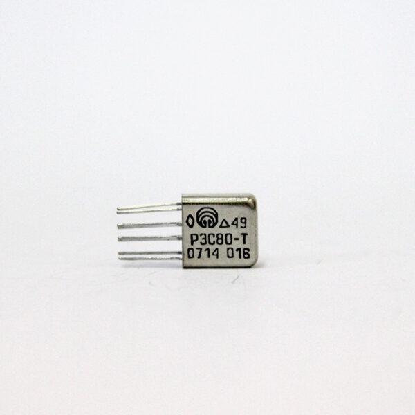 Реле электромагнитное РЭС 80-Т. Купить реле РЭС 80. реле РЭС 80. РЭС-80