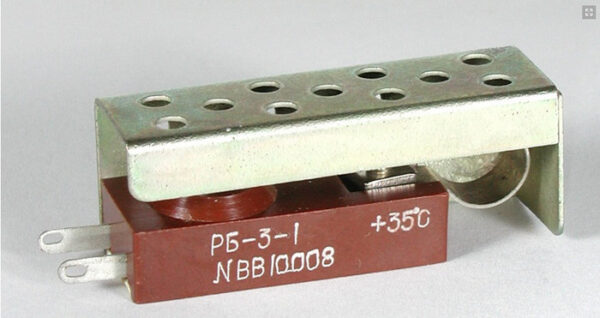 РЕЛЕ ТЕМПЕРАТУРНОЕ РБ-3. Реле температурное РБ-3-1. реле РБ-3