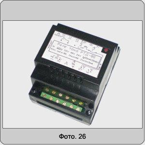 Реле тока импульсное РТИ-80 и РТИ-80А. замена реле РИС-2М, РТД-11