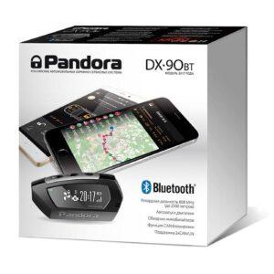 Сигнализация автомобильная Pandora DX 90 BT