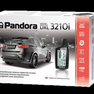 Сигнализация автомобильная Pandora DXL 3210i