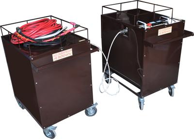 Стенд высоковольтный СВПА. СВПА. испытания изоляции кабелей. прожиг дефектной изоляции. определения расстояния до места повреждения кабелей напряжением 0,4-10 кВ