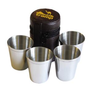 Tramp набор стальных стаканов TRC-076