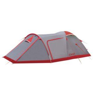 Tramp палатка Cave 3 (V2) (серый)