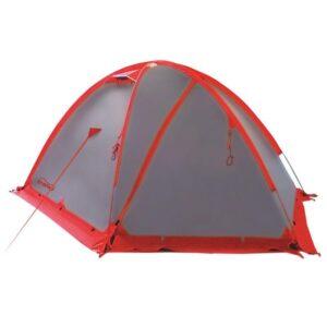 Tramp палатка Rock 4 (V2) (серый)