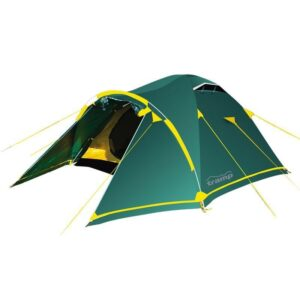 Tramp палатка Stalker 4 (V2) (зеленый)