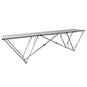 Tramp стол складной TRF-007 (298*60*80 см, алюминий)