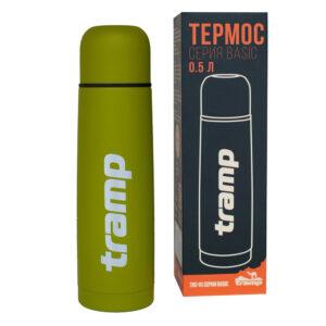 Tramp термос Basic 0,5 л (оливковый)