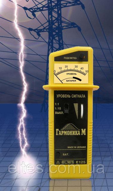 Указатель замыканий на землю в высоко-вольтных сетях Е125. выявление потерь электроэнергии
