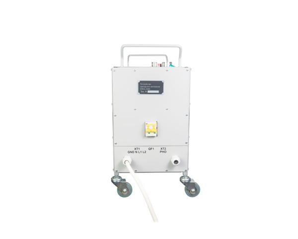 Устройство проверки автоматических выключателей УПАВ 10М