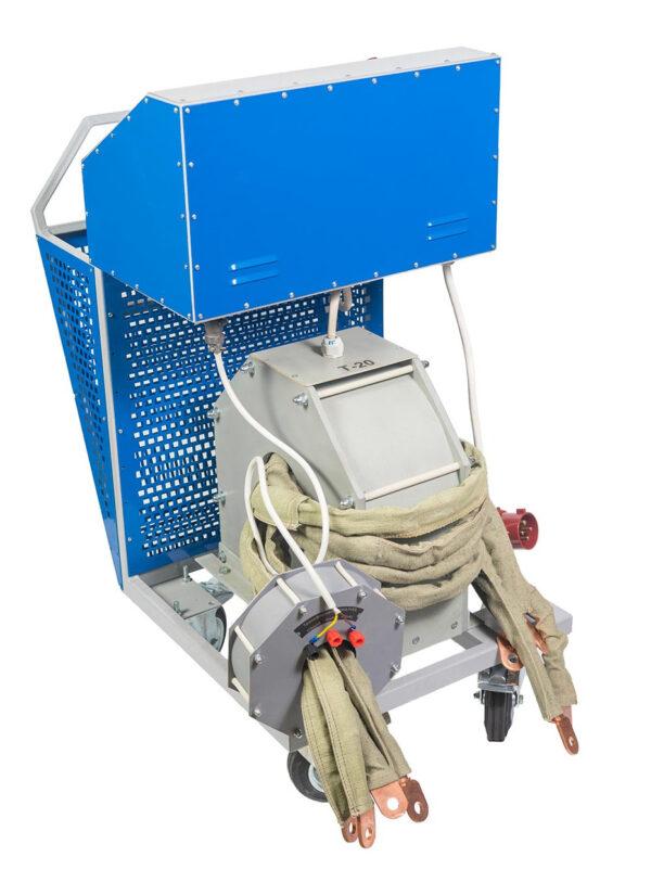 Устройство проверки автоматических выключателей УПАВ 20М