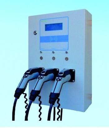 Зарядка для єлектромобиля