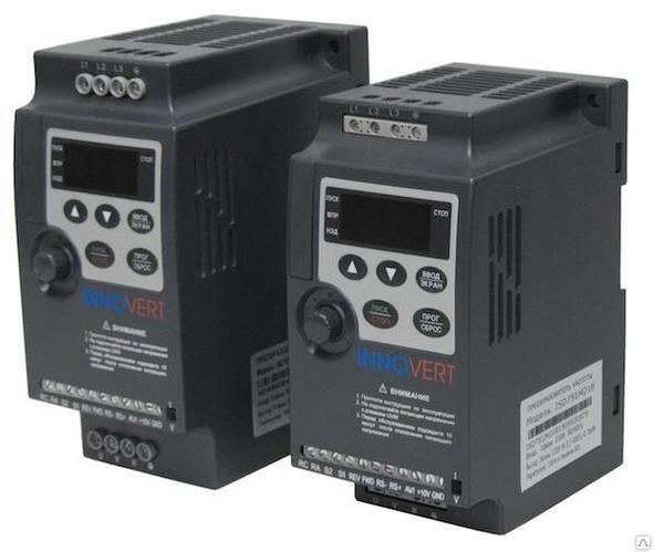 Частотный преобразователь INNOVERT ISD181M21B mini (0,18 кВт 1ф 220В)