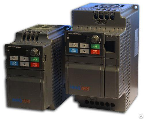 Частотный преобразователь INNOVERT ISD751U21B (0,75 кВт 1ф 220В)