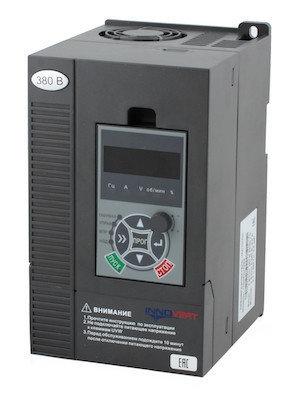 Частотный преобразователь INNOVERT ITD753U43B3 Векторный режим управления
