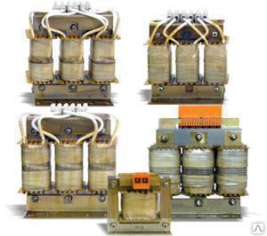 Дроссель ДРТ-55 для преобразователя частоты 55кВт