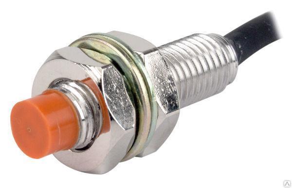 Индуктивный датчик PR08-1,5DN Autonics цилиндрический M8х1