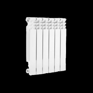 Радиатор алюминиевый VIVAT 100/500 (08 сек)