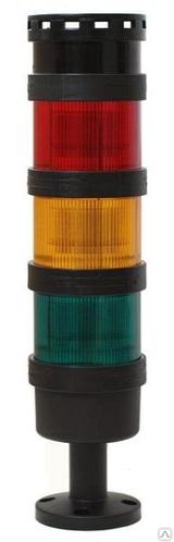 Светосигнальная колонна TL70-220-x-155