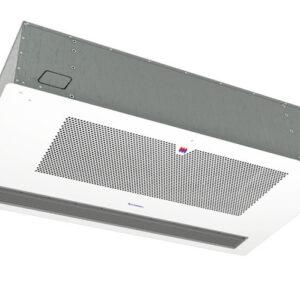 Водяная потолочная тепловая завеса Тепломаш КЭВ-44П4171W Серии 400