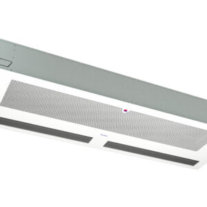 Водяная потолочная тепловая завеса Тепломаш КЭВ-98П4191W Серии 400