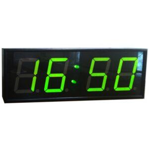 Вторичные (ведомые) электронные часы Р-100b-G
