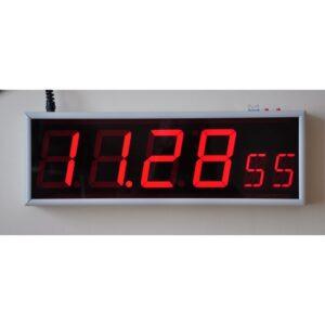 Вторичные цифровые часы Пояс-Д-К