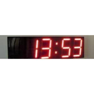 Вторичные часы цифровые СВР-05-4В350