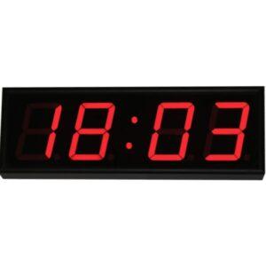 Вторичные (ведомые) электронные часы Р-100b-R