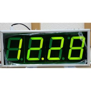 Вторичные цифровые часы Пояс-4-К