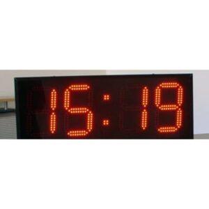 Вторичные часы цифровые СВР-05-4В210
