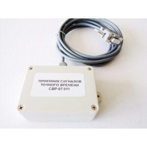 Модуль приемника сигналов точного времени GPS/ГЛОНАСС с активной антенной для СВР-01-1 СВР-07.011