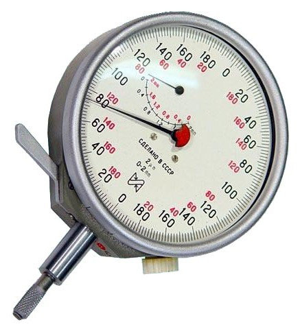 Индикаторная головка 2МИГ модель 05102 кл.1