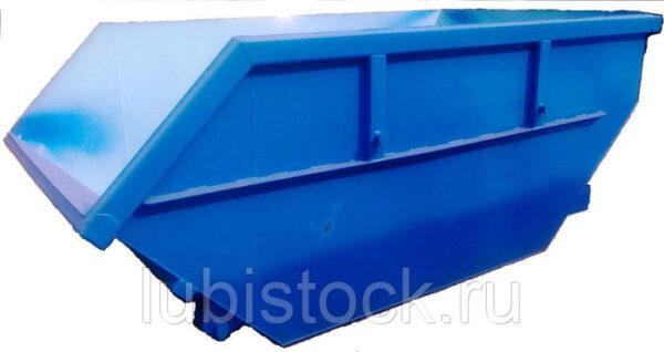 Контейнер для мусора 8м3. Эконом