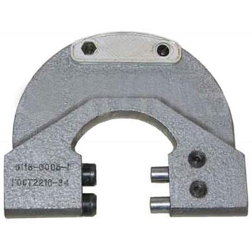 Скоба регулируемая гладкая тип СР 5-10 мм