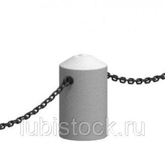 Столбик бетонный декоративный СД1